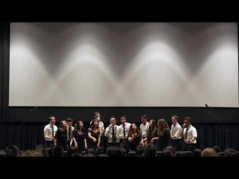 All In My Head - Artists in Resonance A Cappella - Spring 2017