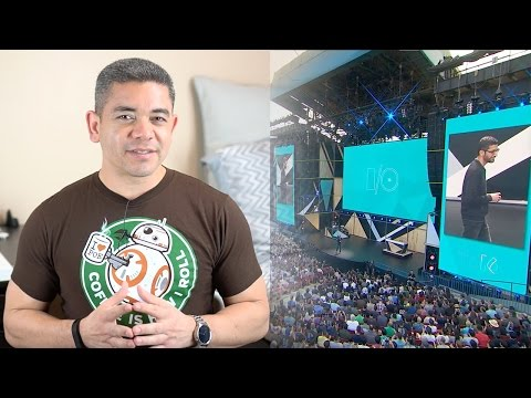 Google I/O first impressions: Google Assistant, Home, Android N & more