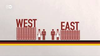 The Cost of Reunification | Made in Germany - Fall of Berlin Wall 25th Anniversary