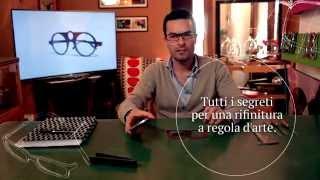 Il Sarto degli occhiali Sandro Gonnella - Lezione 4