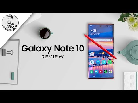 Galaxy Note 10 The Flagship I Never Knew I Wanted