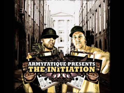 Armyfatique - The Initiation #15 - Fly Away ft. Godilla & June Marx