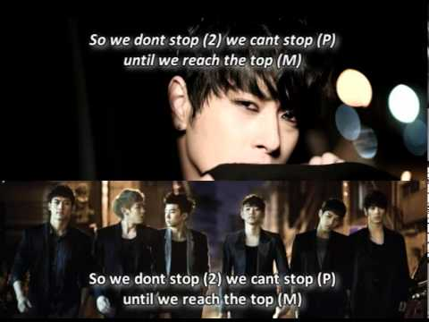 [ENG + ROM + HAN] 2PM - Don't Stop Can't Stop