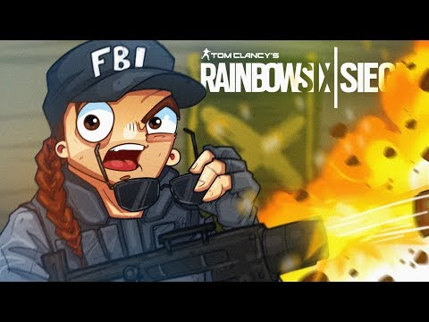 SHROUD VS RAINBOW SIX SIEGE
