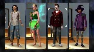 The Sims 3 Supernatural Producer Walkthrough Video