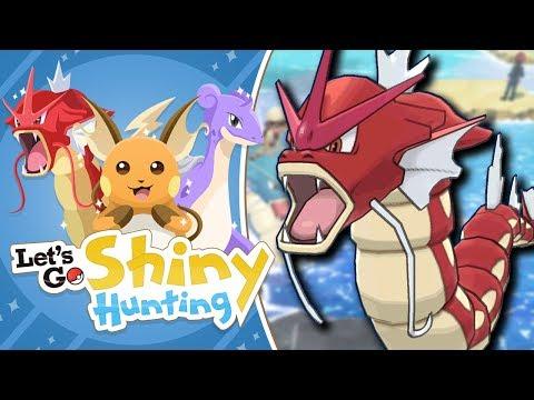 Repeat Exeggcute Shiny Hunting Pokemon Lets Go Pikachu Shiny