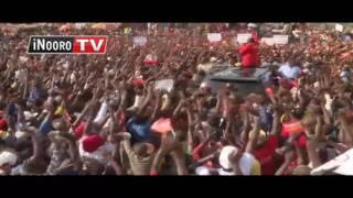 President Uhuru gutwara kambe-ini Kiambu