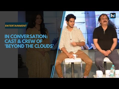 HT Exclusive: In conversation with cast & crew of 'Beyond The Clouds'