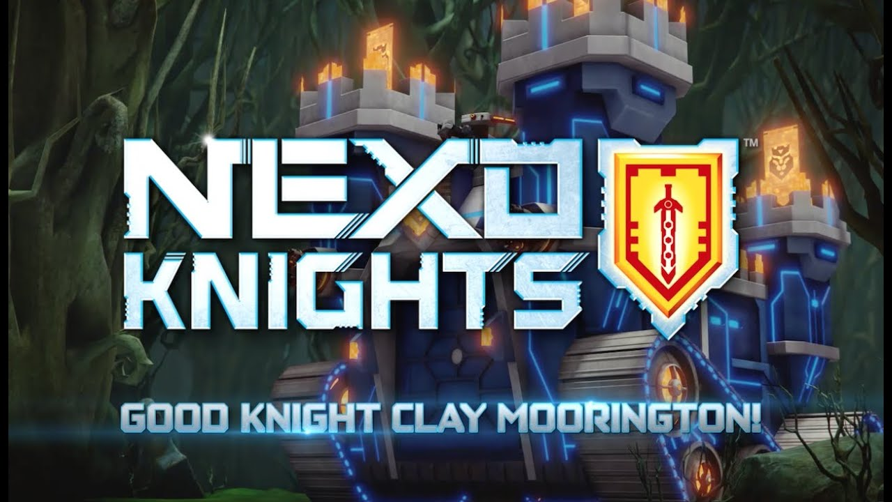Goodnight Clay Morrington - LEGO NEXO KNIGHTS - Webisode 3 - YouTube