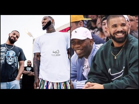 The Game, Blocboy JB, Ebro, Charlamagne, Russ & More React To Drake's Diss To Pusha T & Kanye West