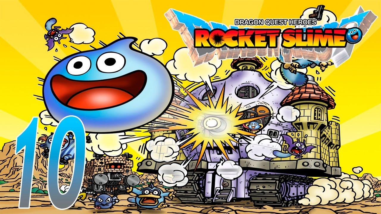 Dragon Quest Heroes: Rocket Slime ~ Part 10
