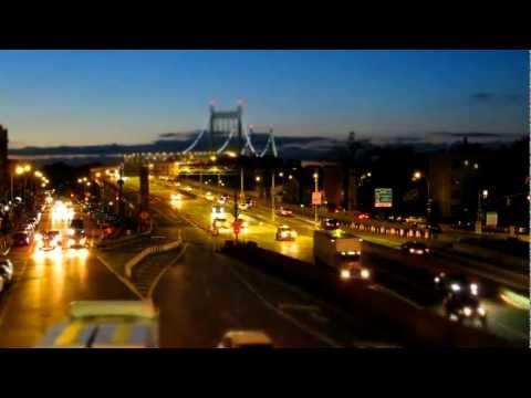 RFK (Triboro) Bridge - Miniature Effect (Canon G12)