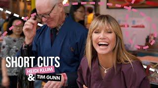 Making the Cut Show Heidi & Tim Make Sushi | Prime Video