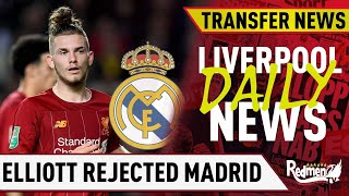 Elliott Rejected Real Madrid, Premier League Restart Latest | Liverpool Daily News LIVE