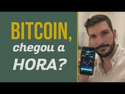 Comprando Bitcoins Para A Próxima Onda De Valorização | Você MAIS Rico