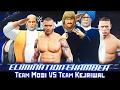 Elimination chamber 2017 Team Kejriwal vs Team Modi Part II