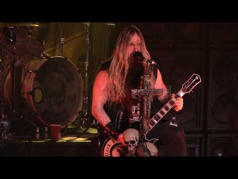 Black Label Society Live At Pop's, Sauget, IL 12/31/17 {FULL HD}{FULL CONCERT}
