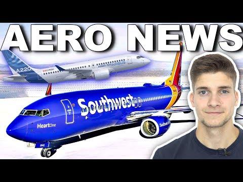 AIRBUS bei SOUTHWEST? AeroNews