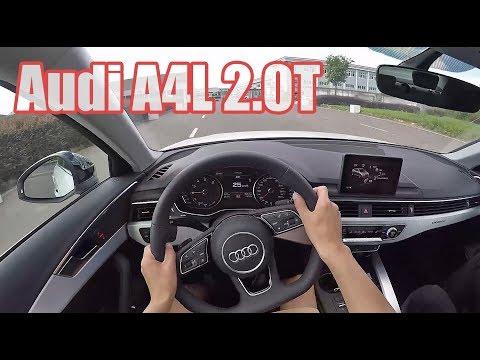 2019 FAW-Audi A4L 45TFSI Quattro