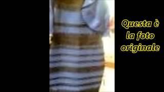 Il Vestito : Blu e Nero [Walid Elanssari]