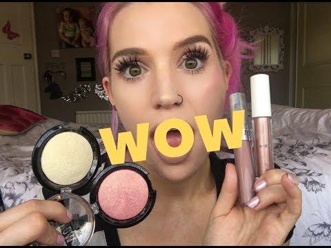 THE BEST DIRT CHEAP MAKE UP!!! Testing MISS A Make Up