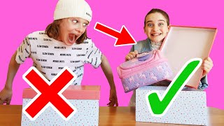 WISH WE CHOSE THESE SCHOOL SUPPLIES - Switch Up Challenge By The Norris Nuts