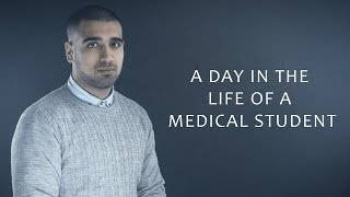 A DAY IN THE LIFE OF A MEDICAL STUDENT  MED SCHOOL VLOG  3RD YEAR MEDICAL STUDENT