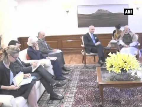 French foreign minister arrives in India for two-day visit