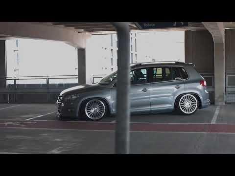 VW Tiguan on Air Suspension - #LifeOnAir