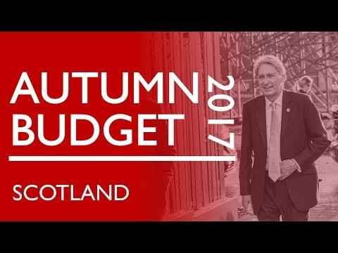 PLMR Autumn Budget Analysis 2017 - Scotland