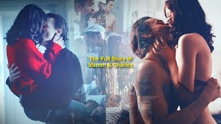 The Full Story of Manon & Charles [Skam France 1x01-2x13]