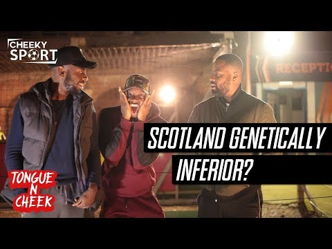 Are Scotland Genetically Inferior? | Conte And Pirlo Link Up?
