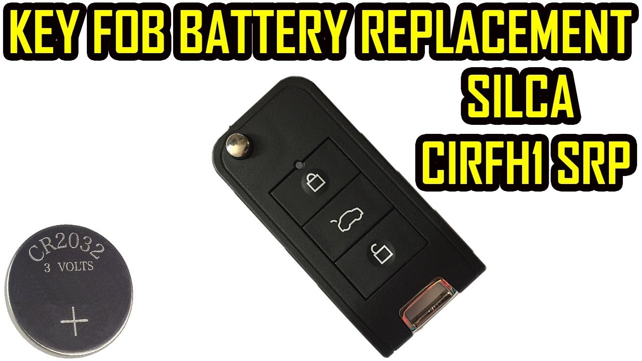 Key Fob Wont Work After Replacing Battery