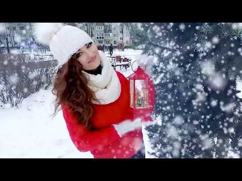 Зимняя фотосессия 2020 бекстейдж Монтаж видео  Прическа и макияж