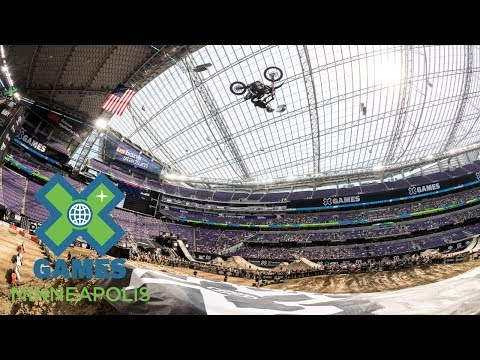 Rollout: The Best of Moto X at X Games Minneapolis 2017