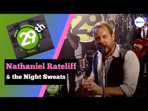 Sounds on 29th: Nathaniel Rateliff and the Night Sweats