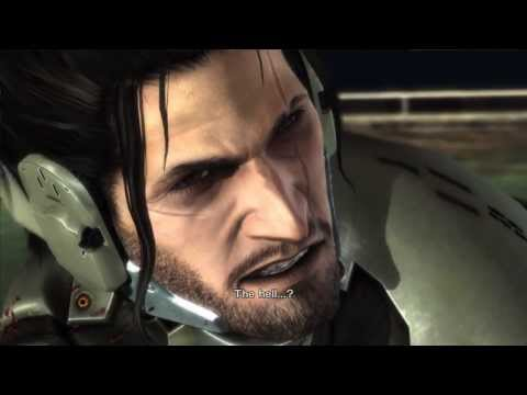 Metal Gear Rising - Jetstream Sam DLC S Rank - Revengeance Difficulty