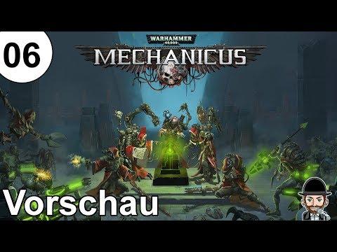 Warhammer 40k: Mechanicus | 06 | Flucht aus der Gruft | Pre-Release Vorschau |