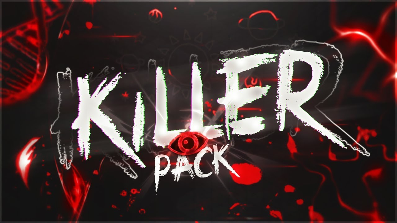 FREE Photoshop GFX PACK + Preview | KILLER PACK