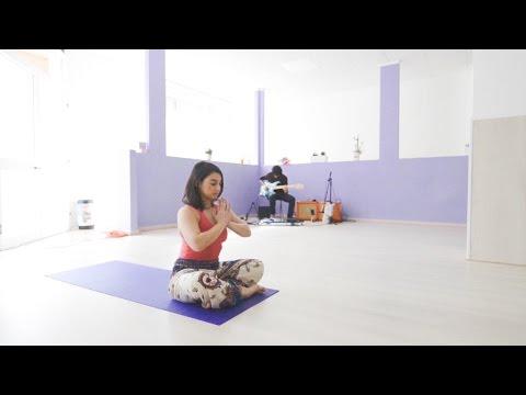 AMBIENT GUITAR XVIII - Yoga Lesson #1
