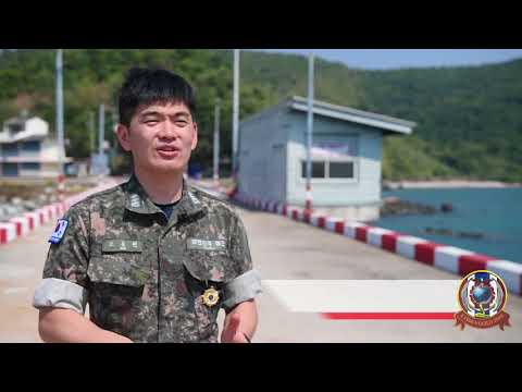 Cobra Gold 18: U.S., ROK and Royal Thai Navy Underwater Construction Teams Conduct Pier Insp...