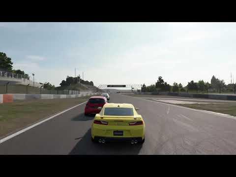 Grand Turismo Sport - T300RS: - Camaro Nurburgring GP