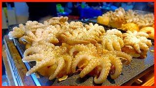 Street Foods Compilation - Best Shrimp Noodle Egg Wrapped, Granny Cooks, Egg OctoYaki
