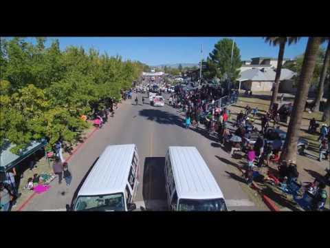 2016 San Carlos Veterains Parade
