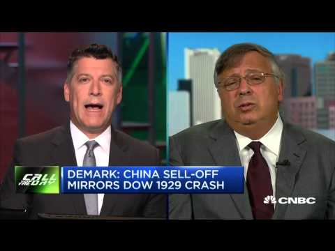 Market Studies Founder - China Selloff Mirrors The Dow 1929 Crash - 28 Jul 15  | Gazunda