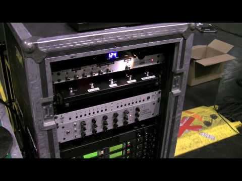 Green Day Guitar Rig Tour with RJM Music