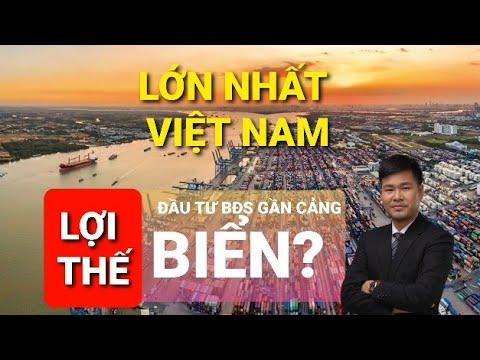 [CƠ HỘI ĐẦU TƯ] Bất động sản Công Nghiệp Tại Thị Xã Cảng Biển Phú Mỹ, Bà Rịa Vũng Tàu.