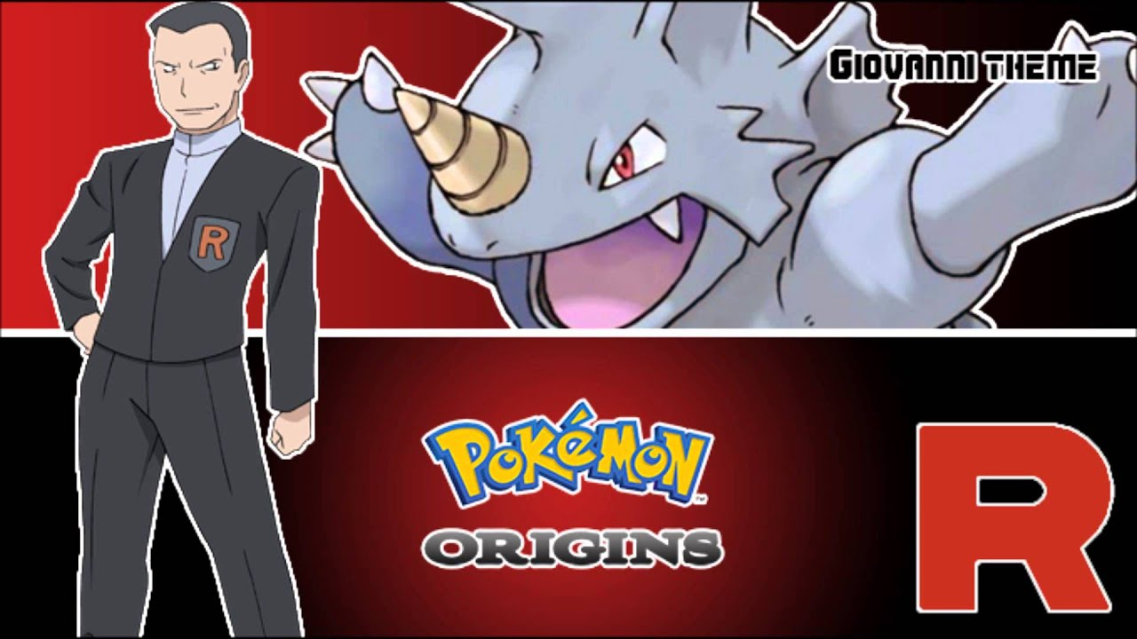 how to get to giovanni in pokemon revolution