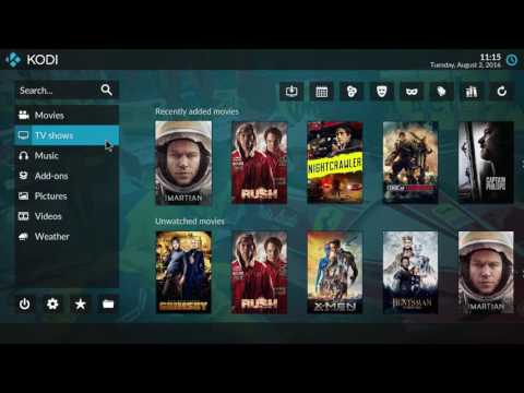 How to install Kodi Media Center XBMC on Linux Mint 18 Sarah