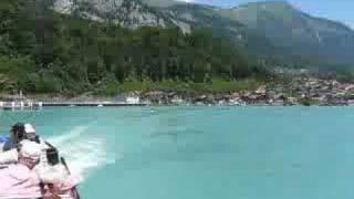 スイス ロートホルン山頂とブリエンツ湖クルーズ